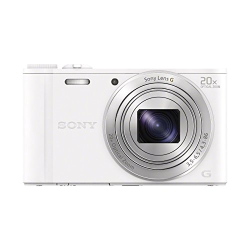 Imagen principal de Sony DSC-WX350, Cámara compacta de 18.2 Mp (pantalla de 3, zoom ópti