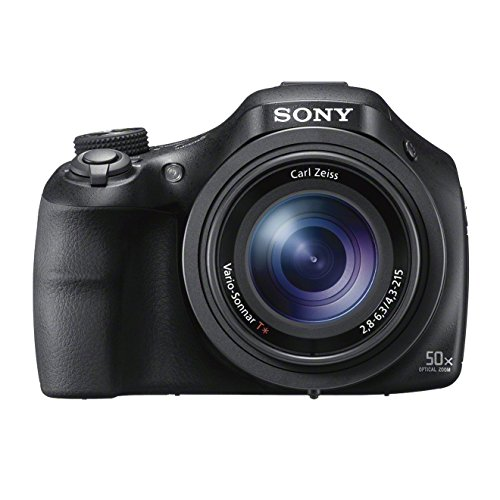 Imagen principal de Sony DSC-HX400V - Cámara compacta de 20.4 Mp (pantalla de 3, zoom óp