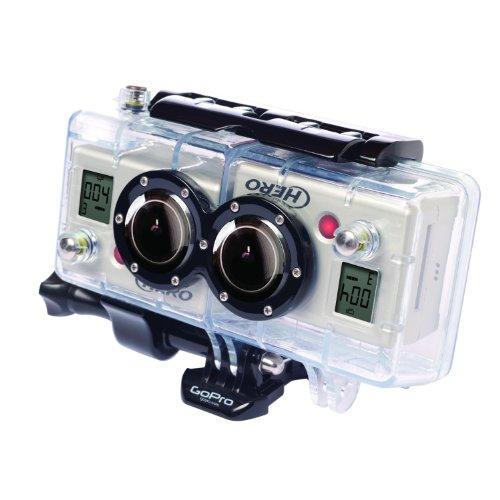 Imagen principal de GoPro 3D Hero System - Accesorio para cámaras HERO2 (Carcasa 3D, Resi