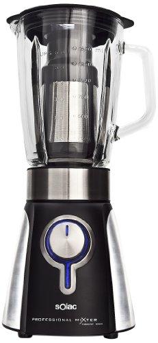 Imagen principal de Solac BV5722 - Batidora de vaso de cristal, 1000 w