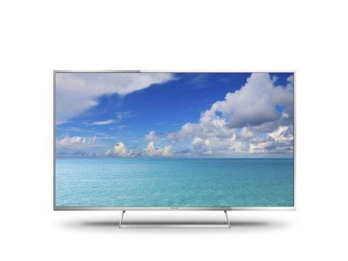 Imagen principal de Panasonic TX-55AS740E 55 Full HD Compatibilidad 3D WiFi Plata LED TV -