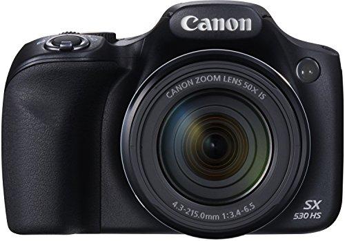 Imagen principal de Canon PowerShot SX530 HS - Cámara compacta de 16 MP (Pantalla de 3, Z