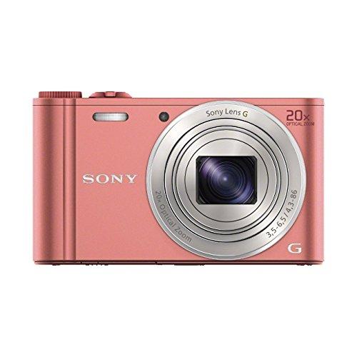 Imagen principal de Sony DSC-WX350 - Cámara compacta de 18.2 Mp (pantalla de 3, zoom ópt