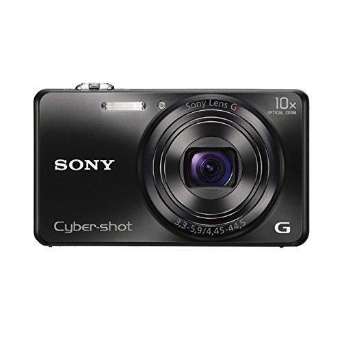 Imagen principal de Sony DSC-WX200B - Cámara compacta de 18.2 MP (Pantalla de 2.7, Zoom �