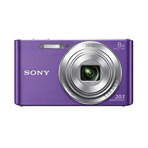 Imagen principal de Sony DSC-W830 - Cámara compacta de 20.1 Mp (pantalla de 2.7, zoom óp