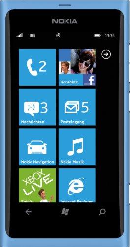 Imagen principal de Nokia Lumia 800 - Smartphone libre (pantalla táctil de 3,7 480 x 800,