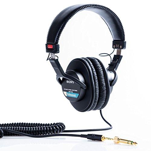 Imagen principal de Sony MDR-7506 - Auriculares de diadema cerrados (reducción de ruido,