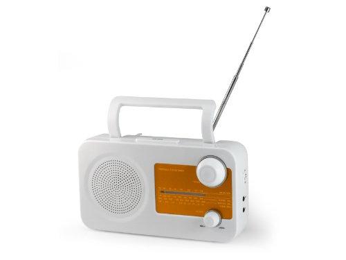 Imagen principal de Audiosonic RD-1546 - Radio portátil AM/FM/LW/SW, aux-in