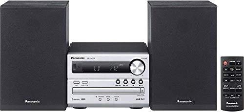 Imagen principal de Panasonic SC-PM250 - Microcadena de 20 W (2 x 10 W, AM, FM, USB, MP3,