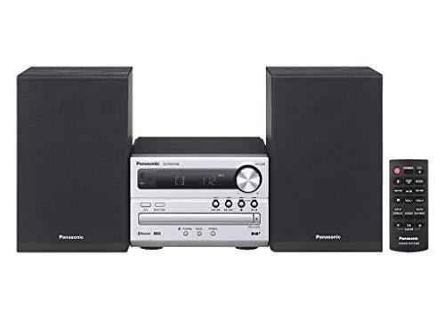 Imagen principal de Panasonic SC-PM250EC-S- Microcadena (Hi- Fi, Bluetooth, Equipo De Soni
