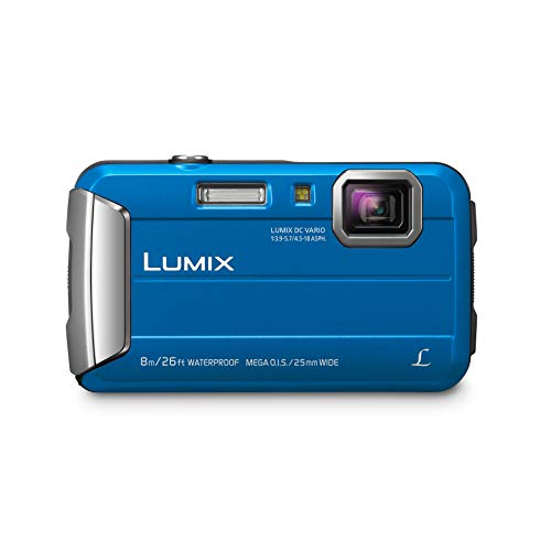 Imagen principal de Panasonic Lumix DMC-FT30 - Cámara Acuática Sumergible de 16.1 MP (8