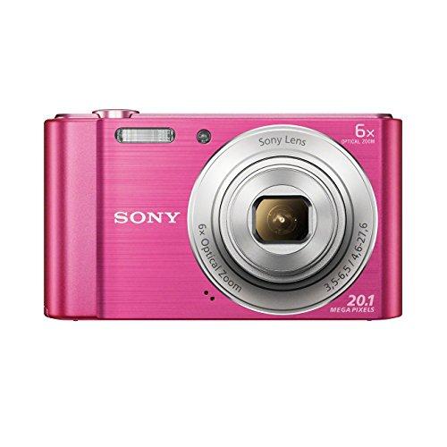 Imagen principal de Sony DSC-W810 - Cámara compacta de 20.1 Mp (pantalla de 2.7, zoom óp