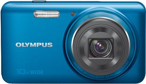 Imagen principal de Olympus VH-520 - Cámara compacta de 14 MP (Pantalla de 3, Zoom óptic