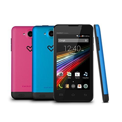 Imagen principal de Energy Sistem Phone Colors - Smartphone libre de 4 (Android 4.4, cáma