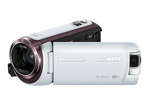 Imagen principal de Panasonic HC-W570EG-W - Videocámara (Pantalla de 3, Zoom óptico 50x,