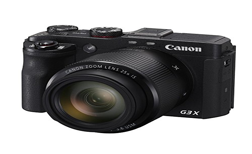 Imagen principal de Canon PowerShot G3X - Cámara digital de 20.2 MP (zoom 25x, pantalla d