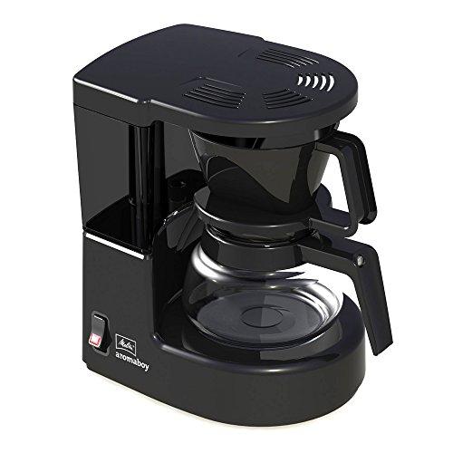 Imagen principal de Melitta Cafetera de filtro con jarra de vidrio, Para 2 tazas de café,