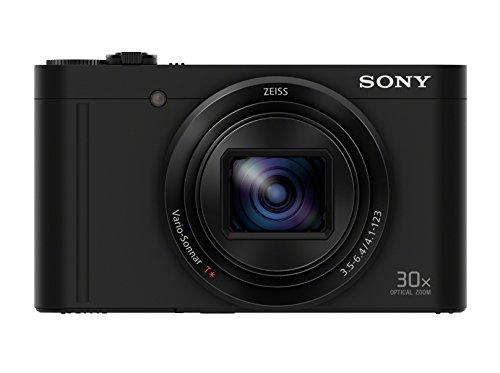 Imagen principal de Sony Cyber-SHOT DSC-WX500, Cámara de Fotos Compacta, 1, Negro