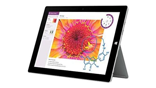 Imagen principal de Microsoft Surface 3 64GB Silver - Tablet (Tableta de tamaño Completo,