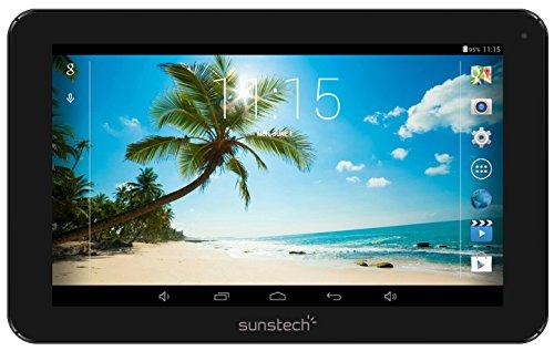 Imagen principal de Sunstech TAB104QC8GBBK - Tablet de 10.1 (WiFi, 8 GB de Almacenamiento,