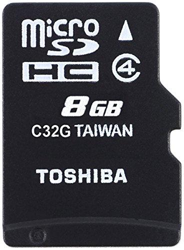 Imagen principal de Toshiba M102 - Tarjeta de memoria micro SDHC de 8 GB