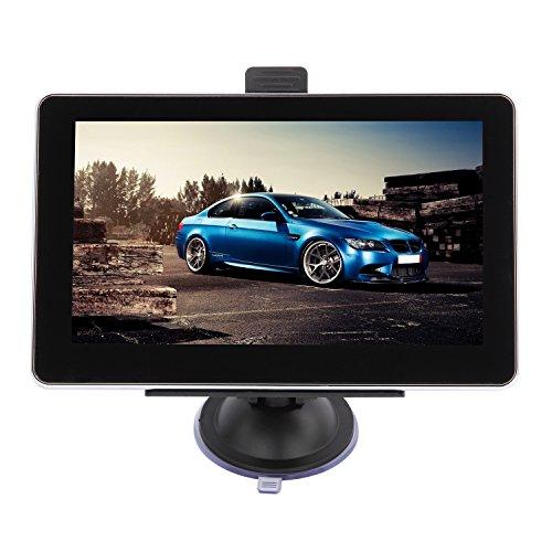 Imagen principal de Discoball 7 Inch Car Touch Screen GPS Navigation System Video MP3 MP4