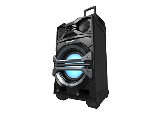 Imagen principal de Panasonic SC-CMAX5E-K - Sistema de Sonido Compacto 1000W, con Rueda, J