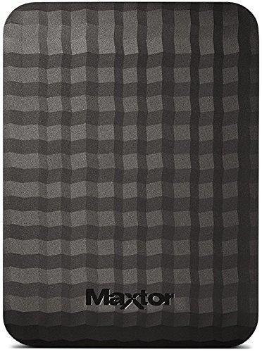 Imagen principal de Maxtor STSHX-M500TCBM - Disco duro externo de 500 GB