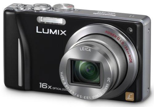 Imagen principal de Panasonic Lumix DMC-TZ18EG-K - Cámara digital compacta (14 megapíxel