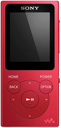 Imagen principal de Sony NWE394R.CEW - Reproductor MP3 (reproducción de música, foto, v�