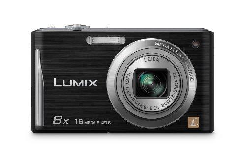 Imagen principal de Panasonic Lumix DMC-FS35EG-K - Cámara digital compacta 16 MP (Zoom 8x