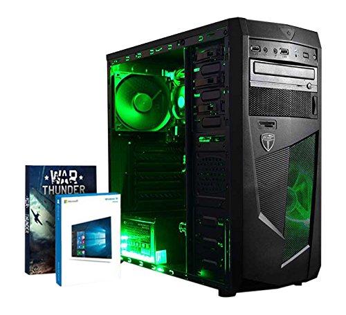 Imagen principal de VIBOX Submission 6W - Ordenador para Gaming (AMD A8-7600, 8 GB de RAM,