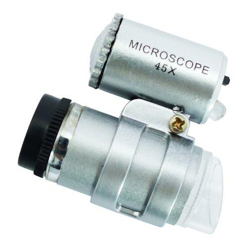 Imagen principal de Microscopio de 45x con luz led