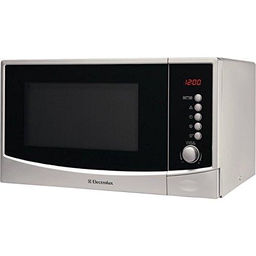 Imagen principal de Electrolux EMS20400S Encimera 18.5L 800W Negro, Plata - Microondas (En