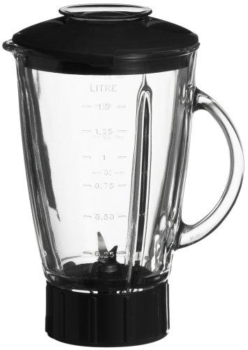 Imagen principal de Krups XF603 - Vaso de vidrio para batidora de vaso (1,25 l)