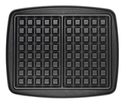 Imagen principal de Lagrange 030122-Juego de placas para gofrera, antiadherente, 23,8 x 19
