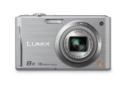 Imagen principal de Panasonic Lumix DMC-FS35EG-S - Cámara digital compacta 16 MP (Zoom 8x