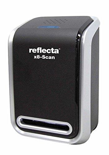 Imagen principal de Reflecta x8-Scan Film/Slide Scanner 1800 x 1800DPI Negro - Escáner (2