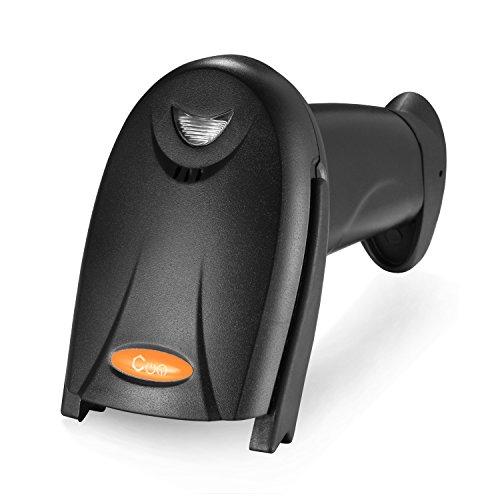 Imagen principal de COOCHEER - Escaner Laser de Codigo de Barras Escaner Lector Inalámbri