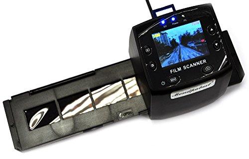 Imagen principal de Mondpalast ® Escáner Escáneres de negativo y diapositiva (2592 x 16