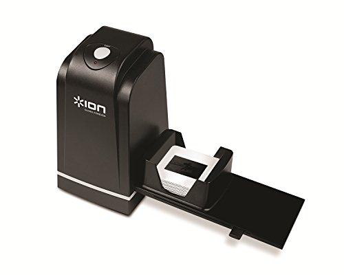 Imagen principal de ION Audio Slides Forever - Escáner y convertidor USB de negativos y d