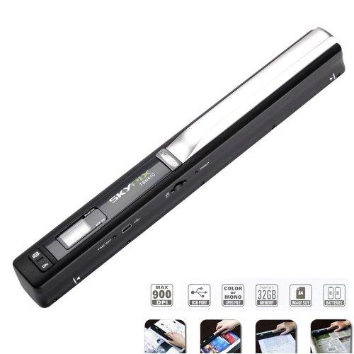 Imagen principal de Flylinktech Mini Scanner Escáner Portátil de Alta Resolución Sin Ca