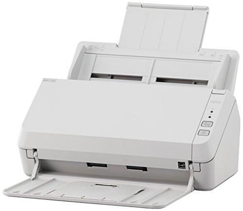Imagen principal de Fujitsu ScanSnap SP-1130 - Escáner de Documentos (láser) Color Blanc