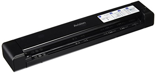 Imagen principal de AVISION ScanQ escáner (300 x 300 dpi, Micro-SD Kartenlot, Micro-USB)