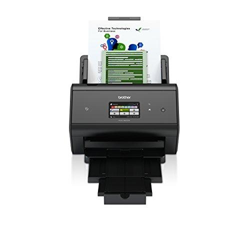 Imagen principal de Brother ADS3600W - Escáner departamental de Alta Velocidad (Doble Car