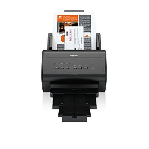 Imagen principal de Brother ADS3000N - Escáner departamental de Alta Velocidad (Doble Car
