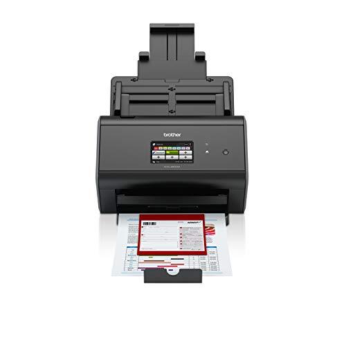 Imagen principal de Brother ADS2800W - Escáner departamental de alta velocidad (doble car