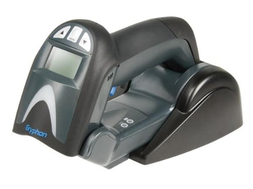 Imagen principal de Datalogic Gryphon M4100, Black, 433 MHz Scanner Only Excl. Cable, GM41