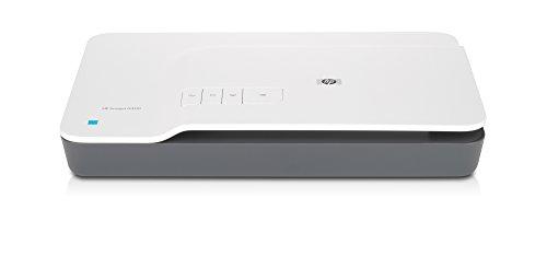 Imagen principal de HP SCANJET G3110 - Escáner plano (USB, 15 W, 100 - 240 V), gris y bla