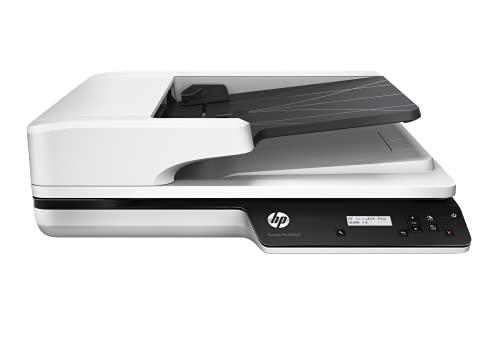Imagen principal de HP ScanJet Pro 3500 f1 - Escáner plano, USB 2.0, USB 3.0, 25 ppm (L27